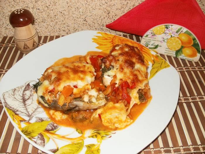 Пирог с маскарпоне и творогом рецепт с фото
