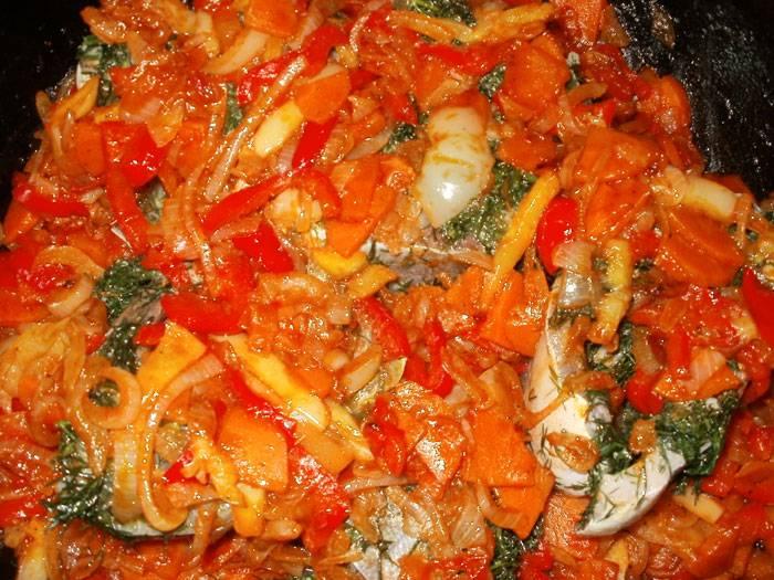 Мясо по-французски с картошкой и помидорами фарш в духовке рецепт с фото